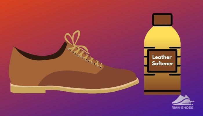 using-leather-softener