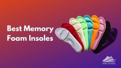 best-memory-foam-insoles