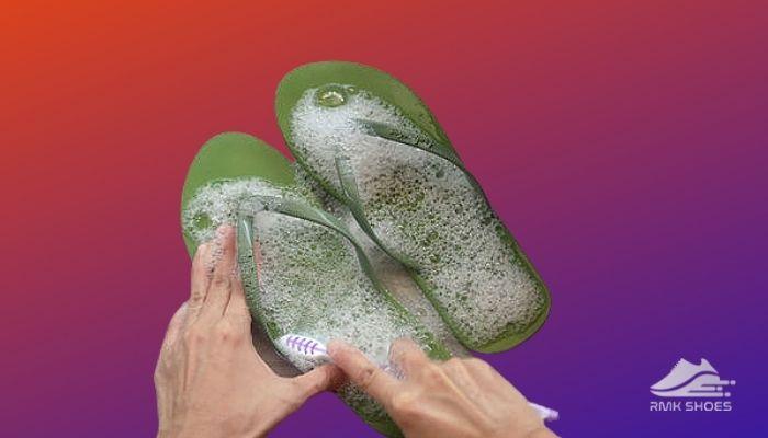 clean-flip-flops