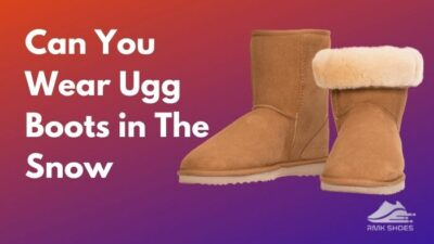 can-you-wear-ugg-boots-in-the-snow
