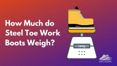 how-much-do-steel-toe-work-boots-weigh