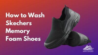 how-to-wash-skechers-memory-foam-shoes