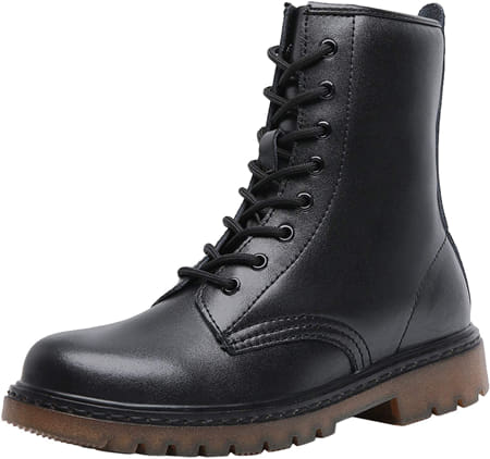 dadawen-women-fashion-leather-waterproof-ankle-bootie-casual-lace-up-short-combat-boots-for-girls