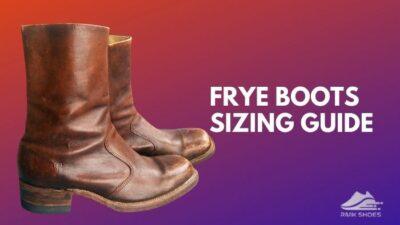 frye-boot-sizing
