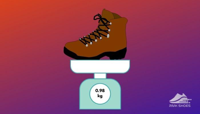 how-much-do-timberland-work-boots-weigh