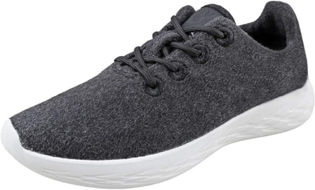 urban-fox-mens-parker-wool-sneakers-wool-shoes -runners-running-shoes-walking-shoe-for-men -slip-on